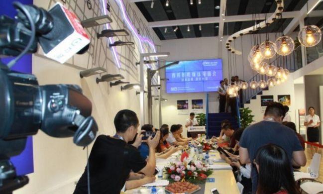 2018光亚展,得邦照明彰显强势品牌风采克拉玛依